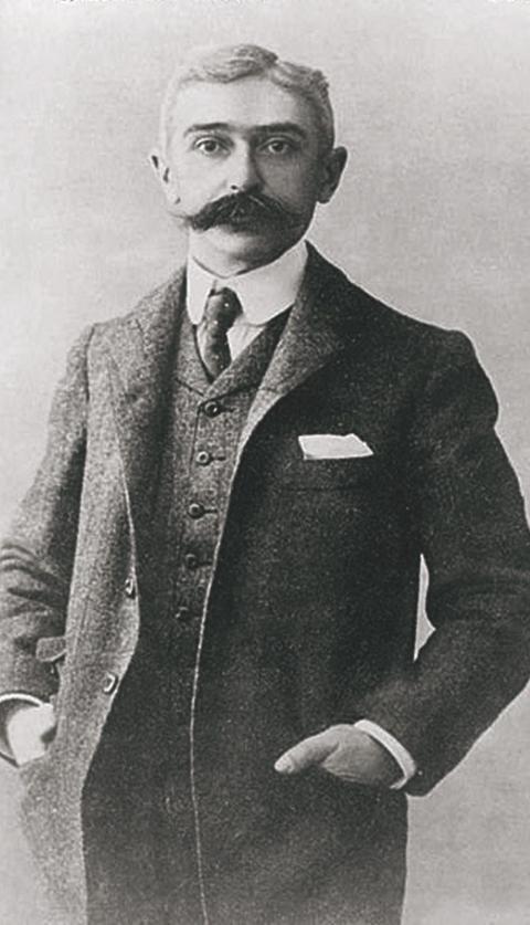Pierre de Courbertin