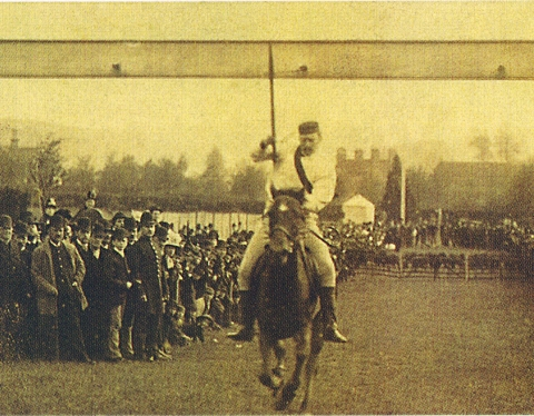 19th Century Competitors